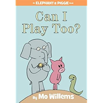 Set A Shopping Price Drop Alert For Can I Play Too? (An Elephant and Piggie Book)