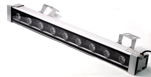 12Vmonster ® 100V-250V Led Grow Rail Light Plant Hydroponics Lamp With Mount 5 Colors Available