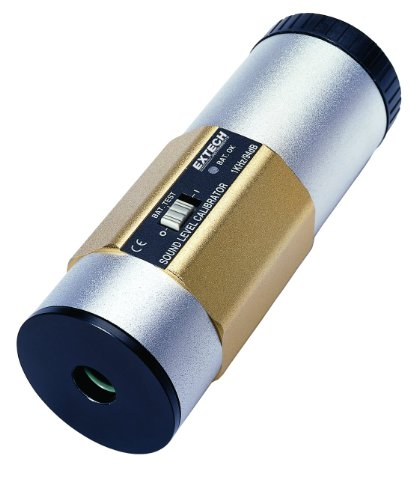 Extech 407744 94dB Sound Calibrator for 0.5