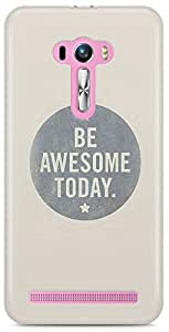 Asus Zenfone Selfie Back Cover by Vcrome,Premium Quality Designer Printed Lightweight Slim Fit Matte Finish Hard Case Back Cover for Asus Zenfone Selfie