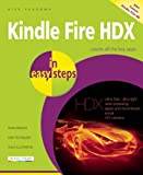 Nick Vandome Kindle Fire HDX in easy steps