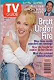 img - for TV Guide June 17-23, 1995 (Brett Butler Under Fire: How Fame Nearly Wrecked Her Marriage; Bryant Gumbel On His Image, His Age, His Weight Problem, Jane Pauley, His Brother, His Passion For Cooking, and His Friend OJ, Volume 43, No. 24, Issue #2203) book / textbook / text book