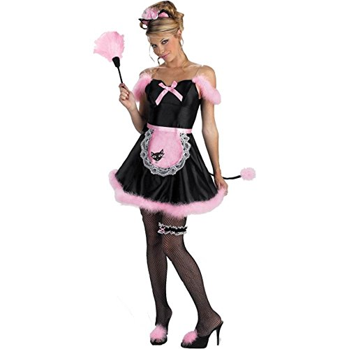Maid Purr-fect Adult Costume