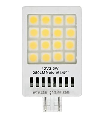 Starlights 921-250 Revolution 250NL Wedge Bulb