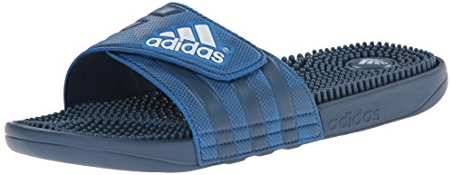 adidas Originals Men's Adissage Slides,New Navy/New Navy/