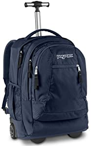 Driver 8 Wheeled Backpacktrolley Case Navy