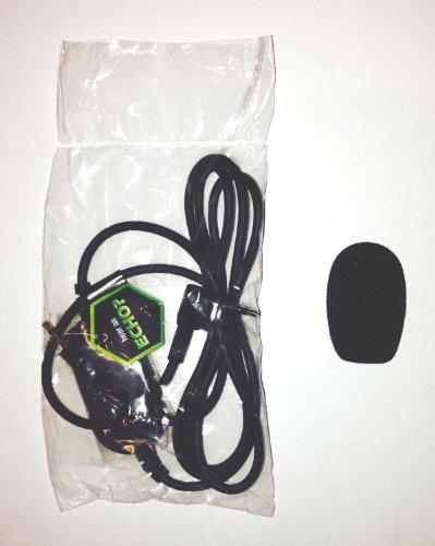 Turtle Beach Ear Force Xbox 360 Talkback Cable With Mic Windscreen Combo [Bulk] (Tb450-2180-01)