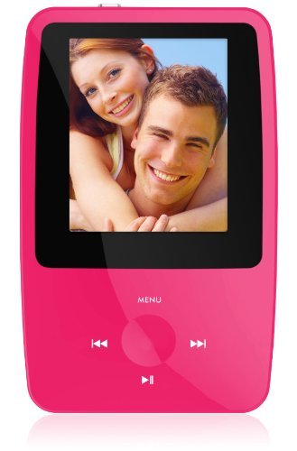Ematic EMS004PN eSport Clip MP3 Video Player with Video Recorder
