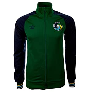 New York Cosmos Trainingsjacke Umbro Beckenbauer