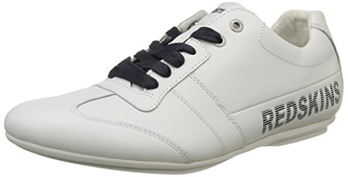 RedskinsAltoni - Sneaker Uomo , Bianco (Blanc (Blanc/Marine)), 42