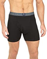 Men's Athletic Boxer Brief Underwear (Single Pack) Eco-Friendly Gifts for Him