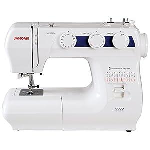 Janome 2222 Sewing Machine: Amazon.co.uk: Kitchen & Home