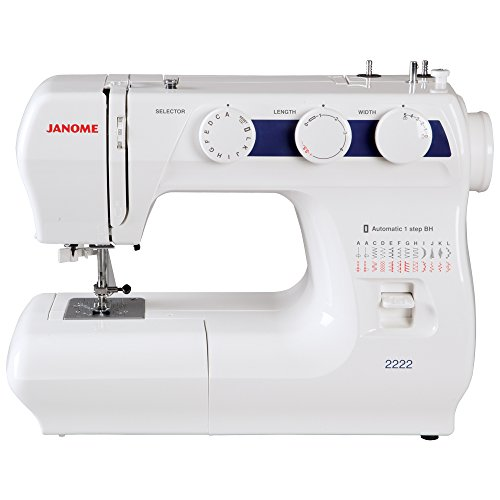 Janome 2222 Sewing Machine (Janome Travel Sewing Machine compare prices)
