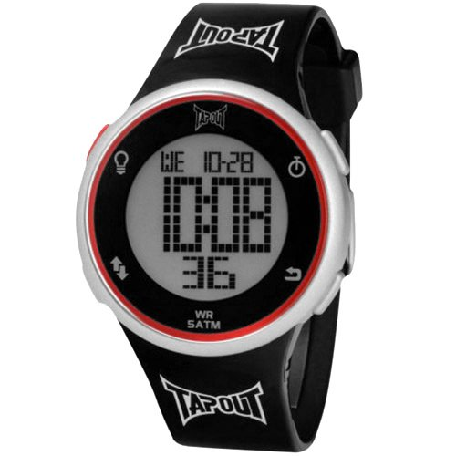 TapouT Helix Watch – Silver