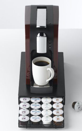 Nifty Starbucks Verismo Capsule Drawer-Holds 32 Verismo Capsules Home Garden Kitchen Dining ...