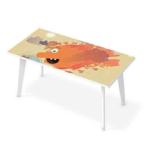 Arbeitstisch dekorfolie f r tisch 160x80 cm klebefolie for Dekorfolie tisch