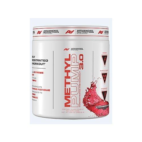 Advanced Nutrition Systems Methyl Pump 3.0 - Strawberry Kiwi 280.8 g (Advanced Nutrition Systems compare prices)
