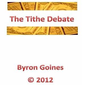 The Tithe Debate