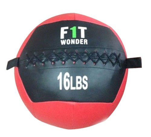 New 16 Lb Medicine Ball Wall Ball Weight Ball Crossfit Training Exercise For Fitness - Onefitwonder