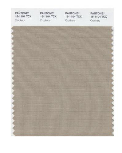 Pantone 16-1104 TCX Smart Color Swatch Card, Crockery