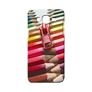 BLUEDIO Designer 3D Printed Back case cover for Samsung Galaxy ON7 - G4557