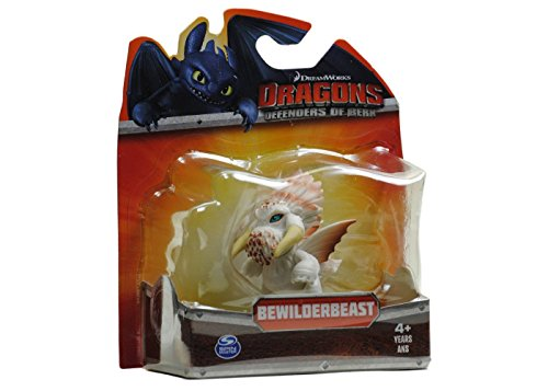 Dreamworks Dragons Defenders of Berk Mini Dragons, Bewilderbeast