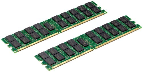 HP mémoire - 8 Go : 2 x 4 Go - DIMM 240 broches - DDR2