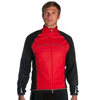 Hincapie Sportswear Encounter Windshell Jacket Fire, XXL