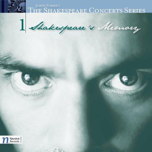 Buy The Shakespeare Concerts: Shakespeare's Memory From amazon