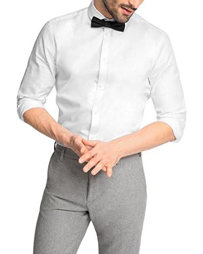 Esprit Collection Camicia Uomo easyiron [Bianco]