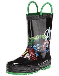 Western Chief Avengers Force Rain Boot (Toddler/Little Kid/Big Kid)