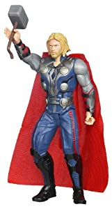 [UK-Import]Avengers - Ultimate Electronic Avengers Thor Figure