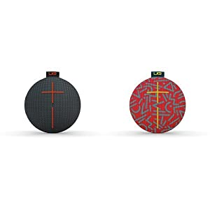 Pack de 2 Enceintes Bluetooth UE ROLL (UE ROLL Volcano + UE ROLL Piñata)