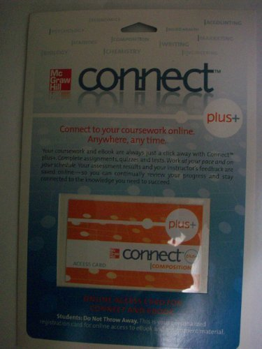 connect plus+ composition (Online Access Card for Connect and Ebook)