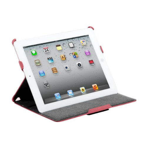 Targus Vuscape Folio Case Cover Stand for New iPad 3 - Pink