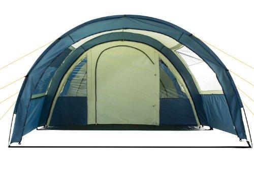 CampFeuer – Tunnelzelt mit versetzbarer Wand - 3