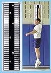 Jump   Reach Board  - Sports Practice Equipment