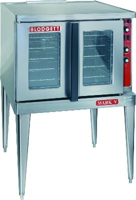 Blodgett Markv-100Addl Full Size Electric Convection Oven - 208V/3Ph, Each
