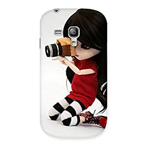 Ajay Enterprises Brave Dolly Pic Multicolor Back Case Cover for Galaxy S3 Mini