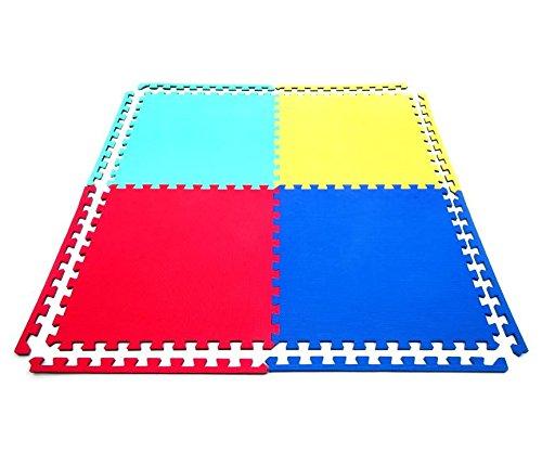 Puzzle de suelo en la gu a de compras para la familia - Colchonetas suelo infantiles ...