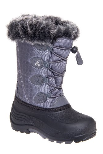 Unisex Kids' SnowGypsy Waterproof Snow Boot