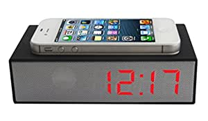 Sound Booster with Digital Clock