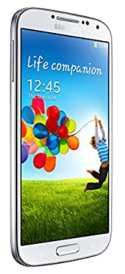 Samsung Galaxy S4 GT-I9500 (White Frost, 16GB)