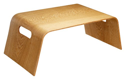 PV-LIV-1160 Bett-tablett Frühstück, 56x31x22cm, Holz-Farbe
