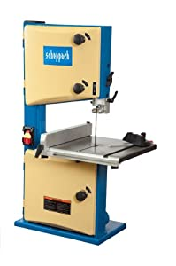 Scheppach m90106 10 inch bench top band saw power band for 10 13 amp industrial bench table saw