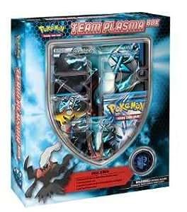 Pokemon Team Plasma Box Playset, white, game, pokemon, card, maker, version, play, online bébé, nourrisson, enfant, jouet