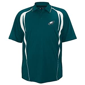 Philadelphia Eagles NFL Field Classic Polo Shirt by VF