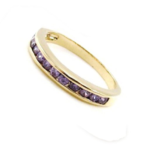 Ring plated gold