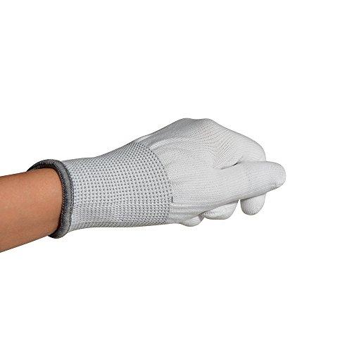 Guanti-dito-Labor-completa-Guanti-Ehdis-nylon-bianco-di-lavoro-elastici-Anti-statico-antiscivolo-Guanti-per-il-lavaggio-auto-pulizia-pulizia-della-famiglia-Keeper
