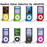 "16GB 4th Generation nano-style MP4/MP3 Player with 1.8"" Screen, FM Radio & 30 pin iPod Dock Connector - (NOT iPod, does NOT support iTunes)"